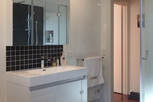 Frankston bathroom caulking